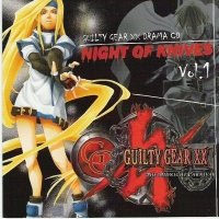 Guilty Gear XX Drama Night of Knives Vol1 Cover. $s_click_here