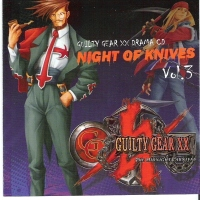 Guilty Gear XX Drama Night of Knives Vol3 Cover. $s_click_here