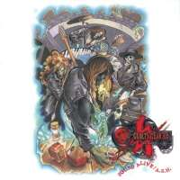 Guilty Gear XX Sound Alive Cover. $s_click_here
